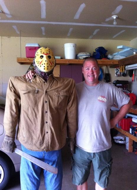 Encuentran a Jason de Viernes 13