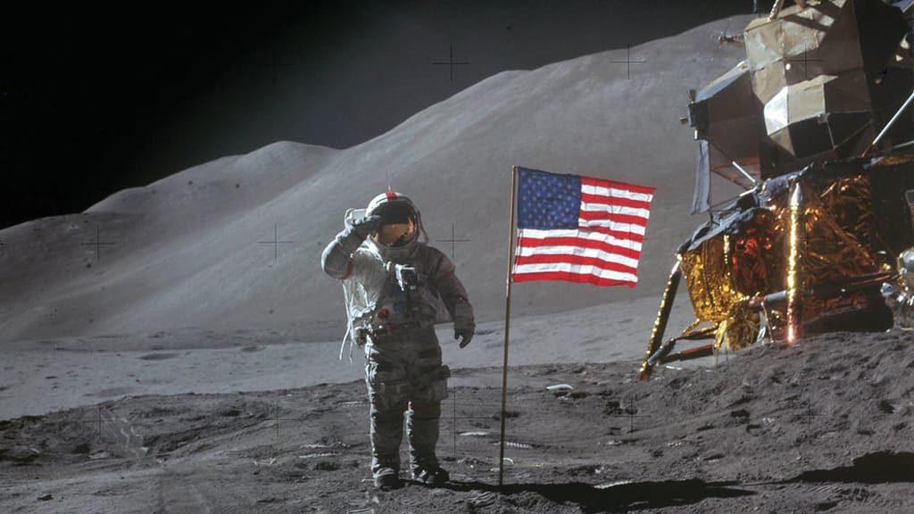 Ovni Durante La Misión Apolo 15