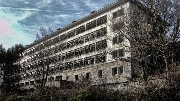 La Leyenda del Hospital y Psiquiátrico del Santo Ángel