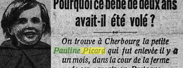 El misterio de Pauline Picard