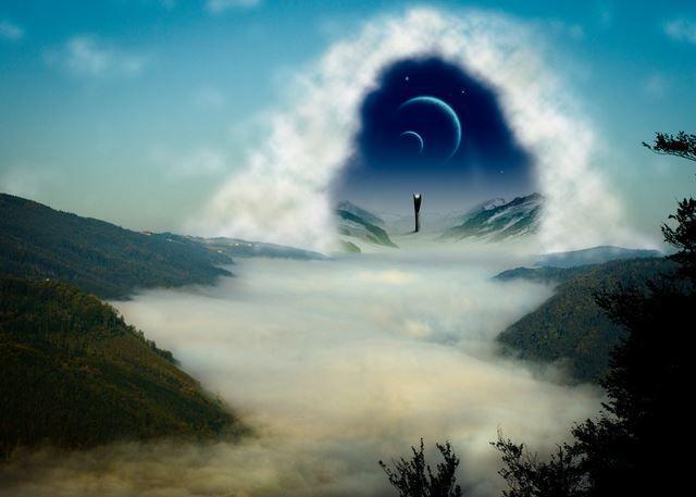 El hombre que vio otro universo