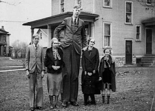 existencia de gigantes