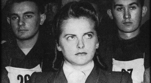 Las mujeres nazis