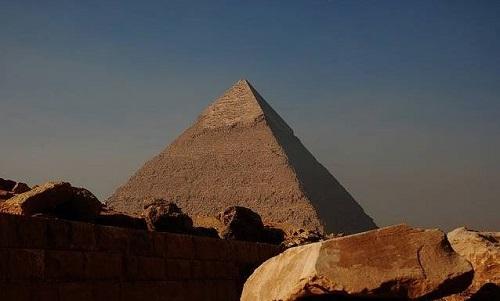 Construyeron los extraterrestres las pirámides