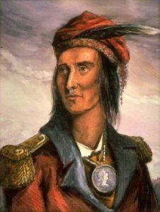 la maldición de tecumseh