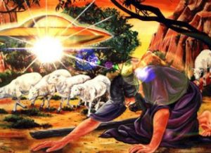 ovnis en la biblia
