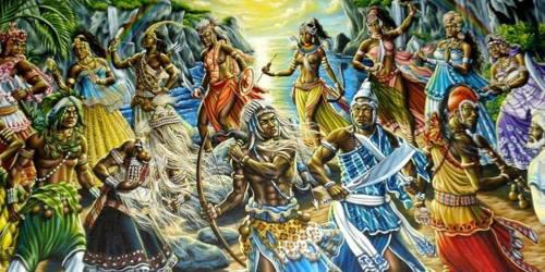 qué son los yoruba