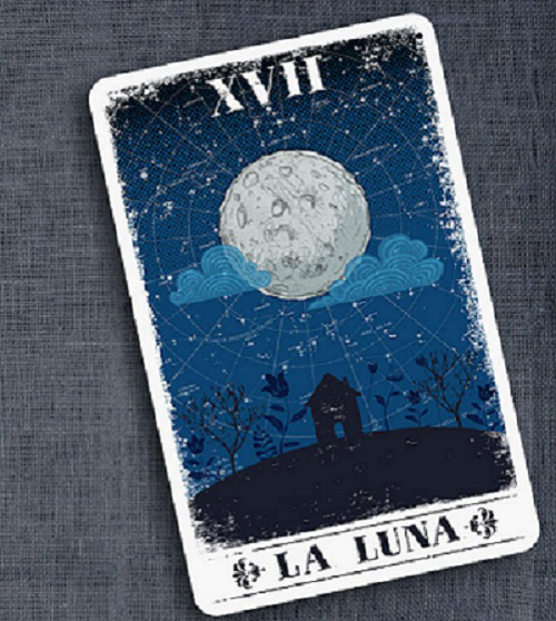 tarot y la luna